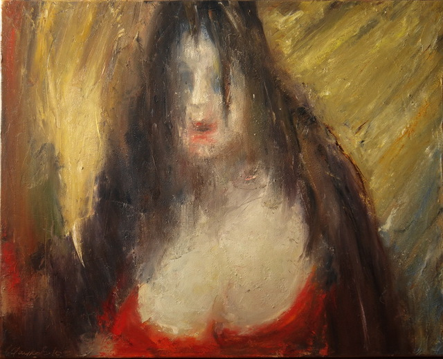 Igor Shatskov  'Soprano', created in 2010, Original Painting Oil.
