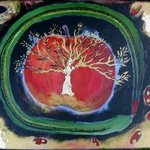 The Apple Tree By Ksenija Pecaric