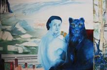 - artwork Les_cinq_sens_-1361798850.jpg - 1999, Painting Oil, Figurative