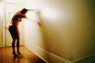 Color Photograph by Kathy Slamen titled: Bending, 2007