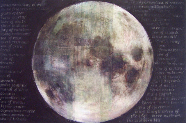 Kate Storm  'La Bella Luna', created in 2007, Original Photography Other.