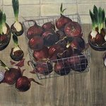 onions and tulips By Kseniya Berestova