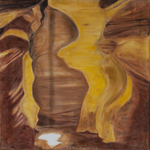 cave play with sunlight By Claudia Luethi Alias Abdelghafar