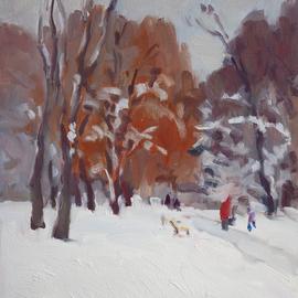 Winter in Park