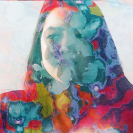 Freya Kwok: 'Trippy', 2015 Color Photograph, Psychedelic.