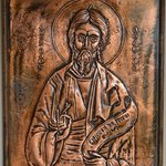 Saint Andrew By Charalambos  Lambrou