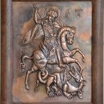 Saint George  By Charalambos  Lambrou