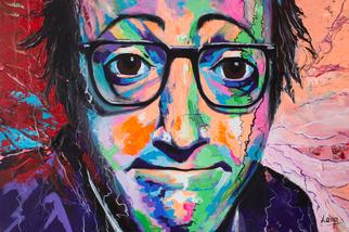 Svetlana Tikhonova Artwork Woody Allen, 2015 Woody Allen, Celebrity