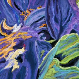 Blue Iris Series no 3