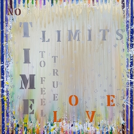 Larysa Uvarova: 'time series no limits', 2019 Oil Painting, Abstract Figurative. Artist Description: A series of artworks about feelings and sensations that arise when love lives inside you. After all, everything in life is tied to love. I think that love is a kind of super- feeling, which includes many different feelings. Love is a certain point to which everyone aspires ...