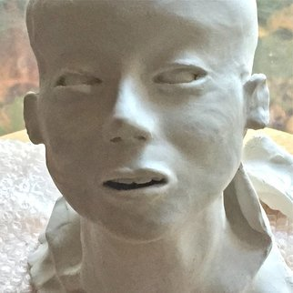 Luise Andersen Artwork 2016 August 12  VII , 2016 Clay Sculpture, Abstract Figurative