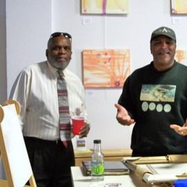 ARTISTS capture Fellow Artists