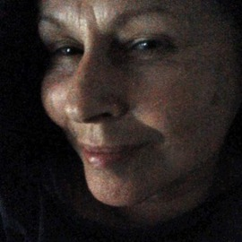 Luise Andersen Artwork CloseInOn MIGNON c  IV from Video of August 1 2014, 2014 Color Photograph, Portrait