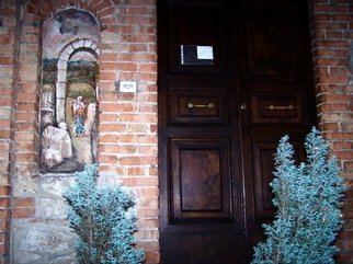 Luise Andersen Artwork ENTRANCE TO MARTINI HOTEL IN ACQUASPARTA, 2006 ENTRANCE TO MARTINI HOTEL IN ACQUASPARTA, Other