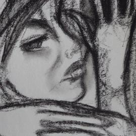 Feel in Core detail III  Black On White  June 11 2014