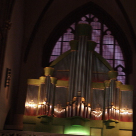 GERMANY Largest Organ In Europe And Organist