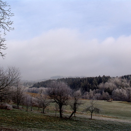 GERMAN Travels  Passau Area   FEEL OF SNOW IN THE AIR