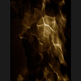 Luise Andersen Artwork Light Movement Substance V, 2012 Color Photograph, Abstract