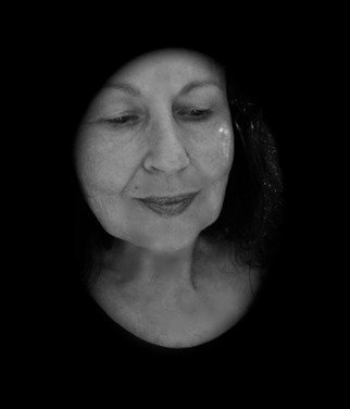 Luise Andersen: 'Luise MIGNON c    MAY TWENTYFIVETWOOTHRTN', 2013 Black and White Photograph, People.   . . picture taken May 26,2013-  will take in coming months more. . before i hit the 70. . . just for the record. . . never know. . am grateful for today. . tomorrows always come. . . . . . . .* * size for uploading purpose onlycopies not available     ...