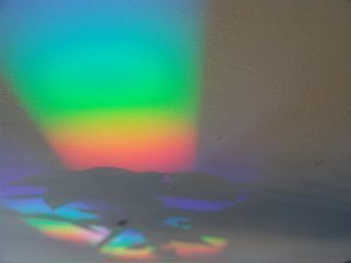 Luise Andersen Artwork Magic Happens Reflections Rainbow Hues, 2009 Magic Happens Reflections Rainbow Hues, Other