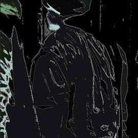 QUO VADIS  Computer Art one  Mignon Extreme