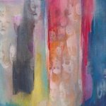 SILENT SCREAM   DETAIL II  Retake In Mid Day Light By Luise Andersen