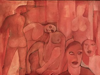 Luise Andersen Artwork Started With Hues VIII OCTOBER I 2015, 2015 Started With Hues VIII OCTOBER I 2015, Abstract