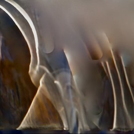 Luise Andersen Artwork To express and pursue I Fountain , 2013 Other Photography, Abstract