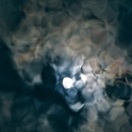Luise Andersen Artwork Water and Sky Scape REFLECTIONS III series, 2012 Color Photograph, Abstract