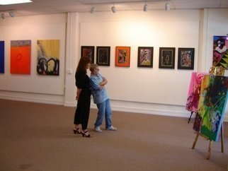 Luise Andersen Artwork  ANDERSEN AND DICKERSON VIEW LEO EVANS MASTER PIECES AT FONTANA EXHIBIT , 2007  ANDERSEN AND DICKERSON VIEW LEO EVANS MASTER PIECES AT FONTANA EXHIBIT , Other