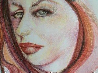 Luise Andersen Artwork detail I start with lines JULY 11 2015, 2015 detail I start with lines JULY 11 2015, People