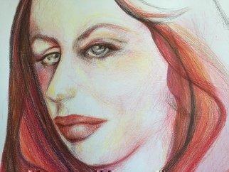 Luise Andersen Artwork detail I start with lines JULY 12 2015, 2015 detail I start with lines JULY 12 2015, Portrait