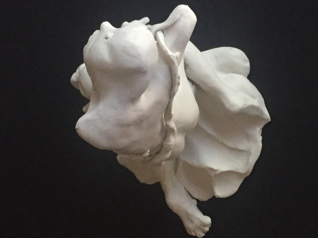 Luise Andersen detail of to sculpt a tree 10 2018