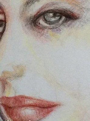 Luise Andersen Artwork start with lines II, 2015 start with lines II, People