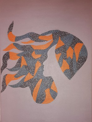 Laura Butler Artwork Deanna, 2015 Deanna, People