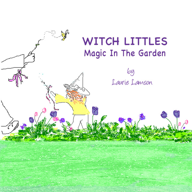 Laurie  Lamson  'Witch Littles', created in 2012, Original Book.