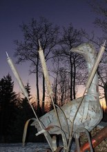 - artwork Sentry_Canada_goose_-1328752506.jpg - 2011, Sculpture Steel, undecided