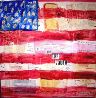 Layla Somerset De Bront� Artwork homage to parking tickets, 1976 Gouache Drawing, Activism