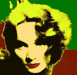 Undefined Medium by Jose Luis Lazaro Ferre titled: Dietrich, created in 2006