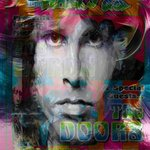 Sunset Strip Jim Morrison Jim Morrison Pop Art, Leah Devora