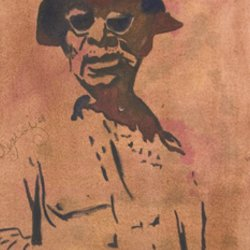 , Sharecropper Iii, Figurative, $1,260