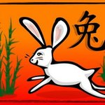 Bamboo Year Of The Rabbit, L Gonzalez