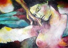 - artwork Torso_1-1047004960.jpg - 2002, Painting Acrylic, Figurative
