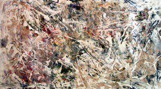 Artist: Leif Peterson - Title: Spilled Blood - Medium: Oil Painting - Year: 2015
