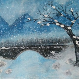 winter wonder By Lekshmy Sathi