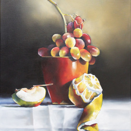 Fruit Cup By Daniele Lemieux