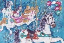 - artwork The_Carousel-1286122344.jpg - 2007, Watercolor, Other