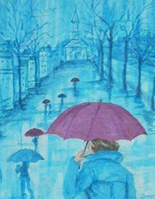 essay of rainy season