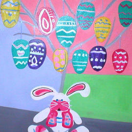 A SYMBOL OF EASTER by MARTHA