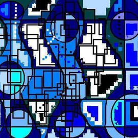BLUE FONTANA